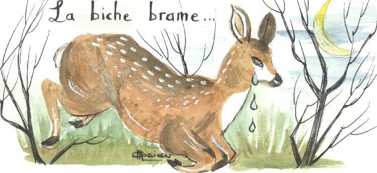 ROLLINAT, Maurice - La biche. - YouTube